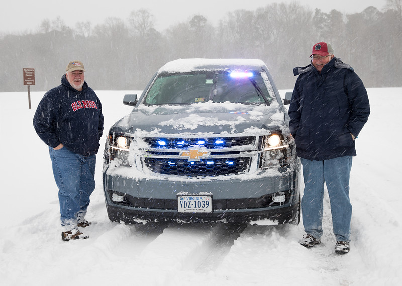 T Hall and M Bellamy in Snow with Tahoe.jpg