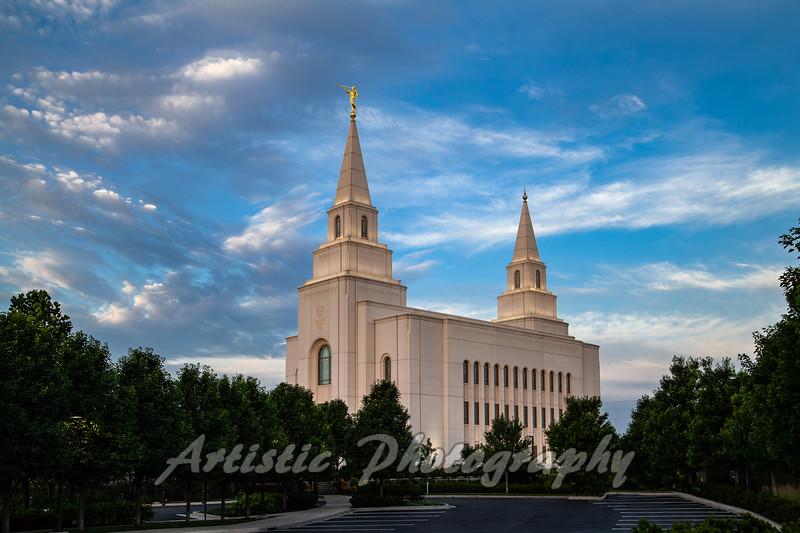 Kansas City  LDS Temple