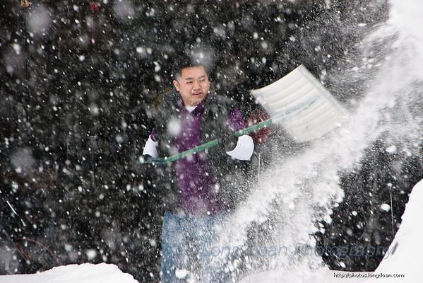 Blizzard December 2009
