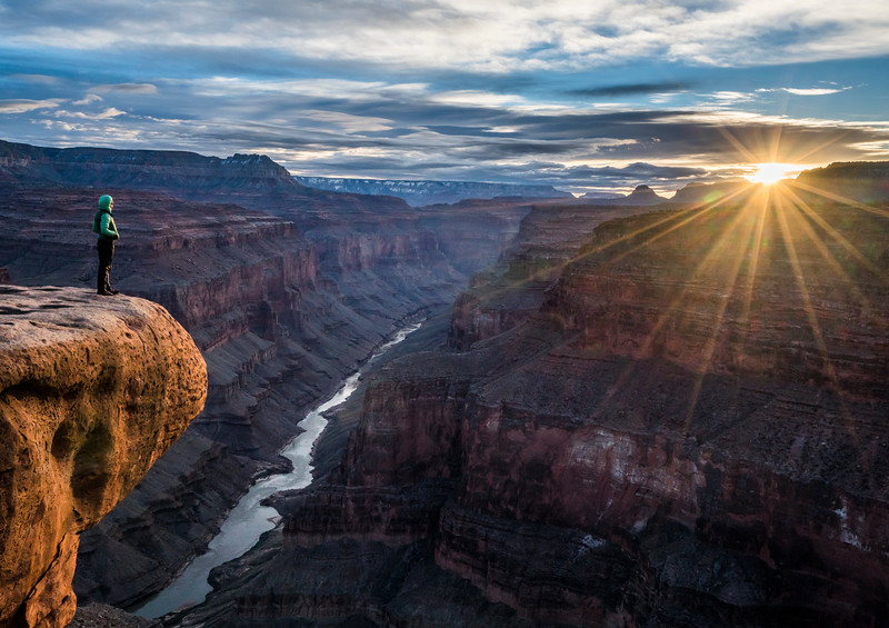 Between River and Rim: Hiking the Grand Canyon with Kevin Fedarko and Pete McBride