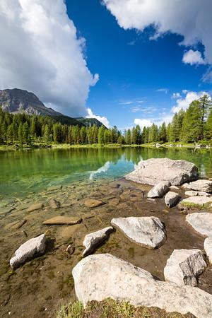 Dolomites III, Italy