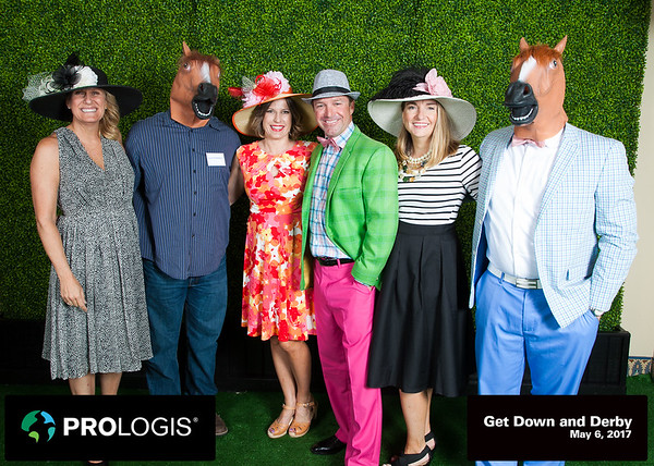 Down and Derby Photo Booth