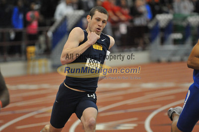 Additional Michigan Athletes Only Gallery - 2012 NAIA Indoor Nationals