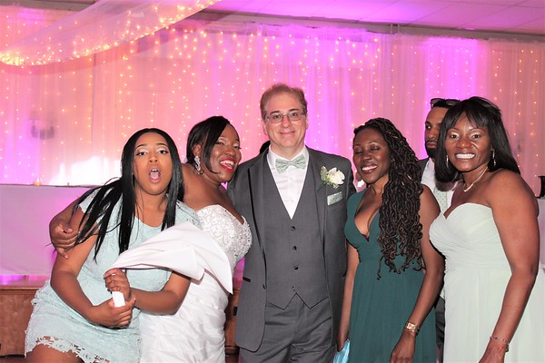 Elaine and Ralph's Wedding - June 15, 2019