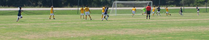Men's Club Soccer TAMUC v TCC 9.16.19