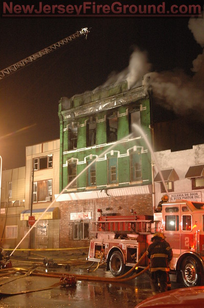 1-19-2009 PA Philadelphia 2100blk. Germantown -2nd Alarm Building