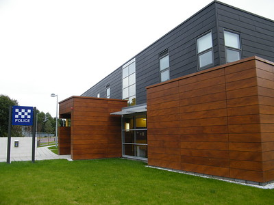 Parklex- Renfrew Police Station