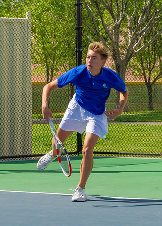 2021-04-20 Dixie HS JV Tennis vs Pine View & Snow Canyon