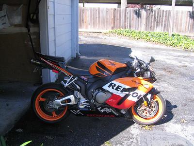 2005 Honda Repsol
