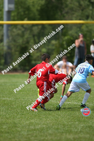 U9 Boys - CR Christian School vs AUSC Real Madrid