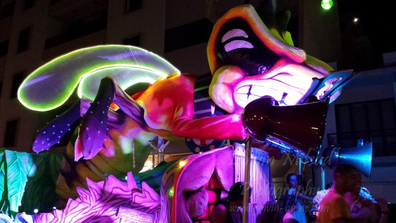 Bugibba Carnival  2015