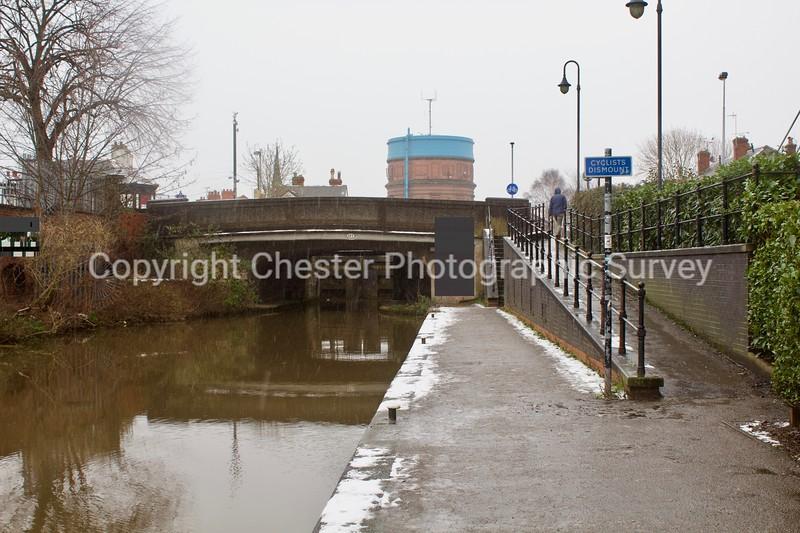 Hoole Road Canal Bridge: Hoole Road