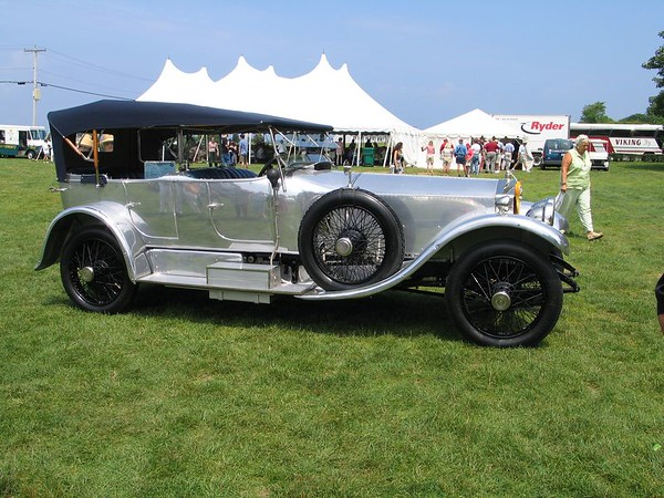 Stafford 1921 Ghost
