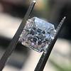 3.02ct Antique Asscher Cut Diamond, GIA G VS2 16
