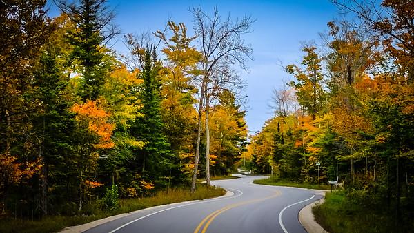 October - Door County