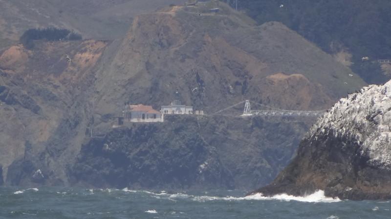Point Bonitos Light House