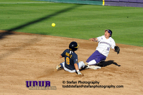 UW Huskies Softball