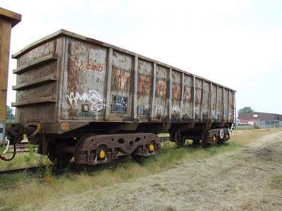 JTA (PR) - Bogie Aggregate Tippler Wagon 'Outer'