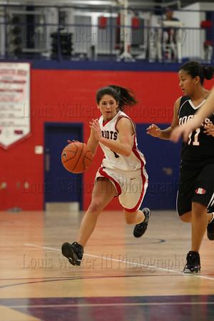 Basketball - Girls High School 2009-10