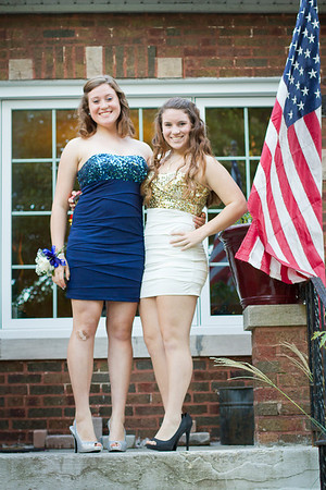 Notre Dame HS Homecoming 2012