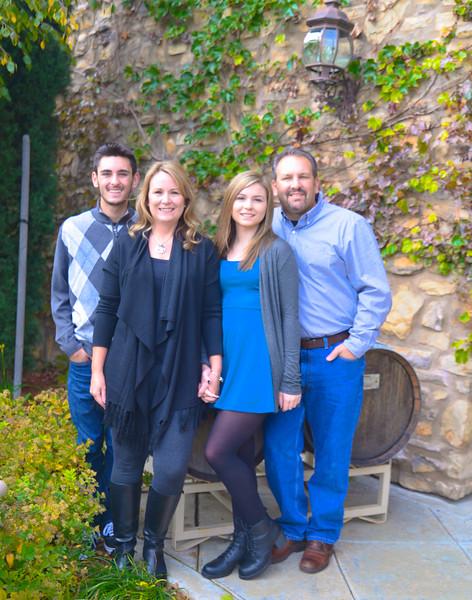 Family and Senior Portraits