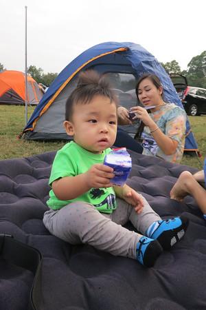 Camping (25-26 Oct 2014)