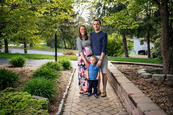 Zuzana and Ryan Maternity
