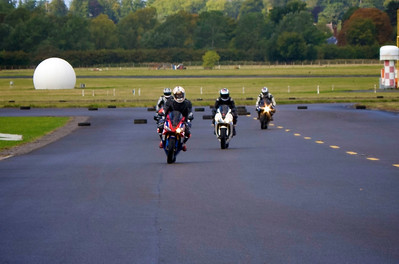 RAF Benson Airfield Riding Day