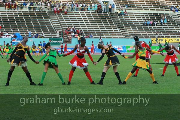 2008 Boys & Girls Championships Opening Ceremony - Kingston Jamaica