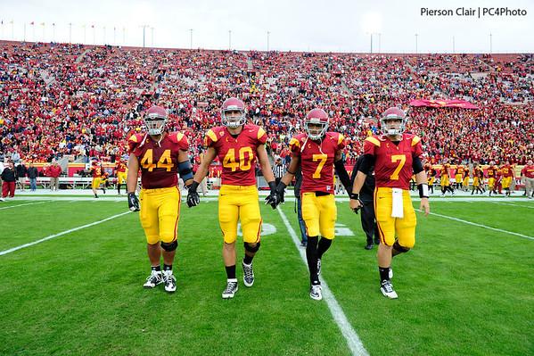 USC Football v UW 2011 (1st Half)