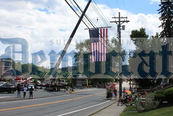 2015 Sullivan County Firemen's Parade
