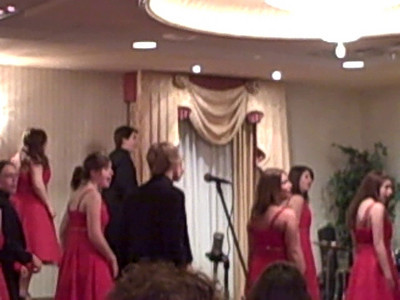 CHS Jazz Band and Free Harmony 2009