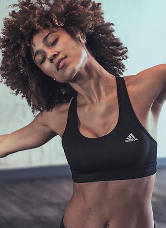 Adidas x Ally Love