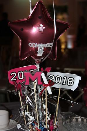 2016 MRHS Graduation Party