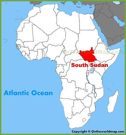 2018_10 South Sudan