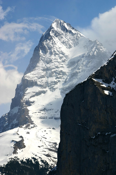 Eiger from Murren