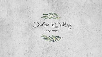 15.05 Dearlove wedding