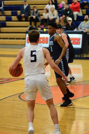 Hoops for Healing Oswego East Boys Basketball Vs Downers Grove South 2019
