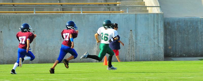 Cedarwood football 2008