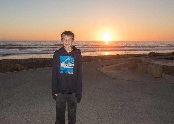 Camping at Carpenteria State Beach