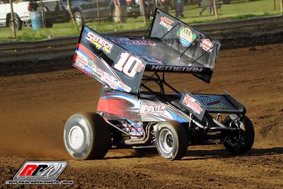 All Star Sprints @ Mercer Raceway Park - 6/3/17 - Paul Arch