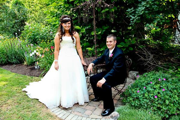 Christina and Joshua Sprinkle