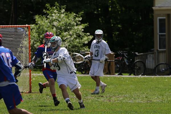 GMVS boys vs. Hartford