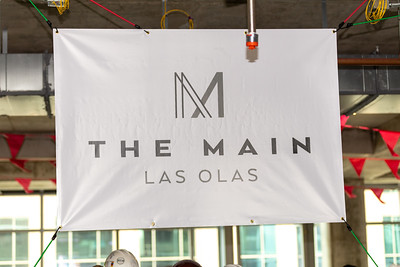 The Main Las Olas - Office - Topping Out