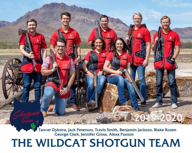 Wildcat Shotgun Team 2019-2020
