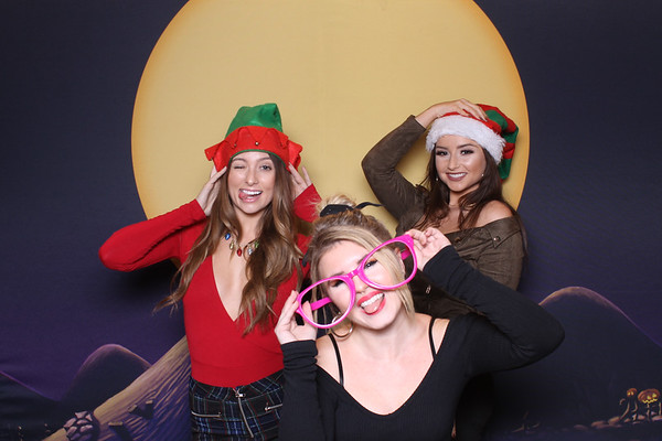 Nightmare Before Christmas Holiday Party 2019