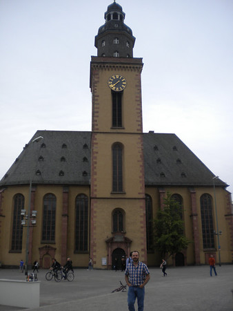 Frankfurt, Germany - 2011