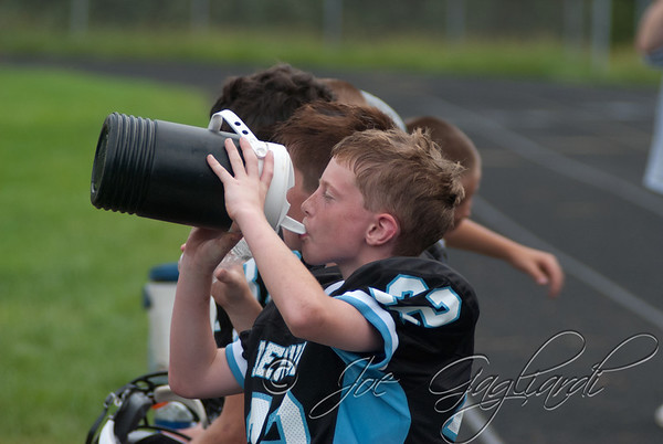 Sept 10 2011 - PeeWee vs Hopatcong