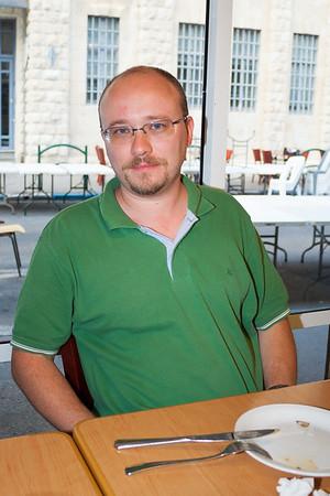 Snooker with Danik 24/07/2012