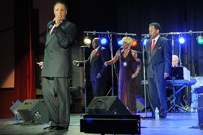 "2016 04 20 Monroe Powell & His Salute to ""The Platters"""